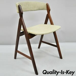Phenomenal Details About Mid Century Danish Modern Teak A Frame Dining Chair By T H Harlev Farstrup Squirreltailoven Fun Painted Chair Ideas Images Squirreltailovenorg