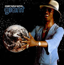 "12"" Johnny Guitar Watson Giant (Gangster Of Love) 70`s DJM Records"