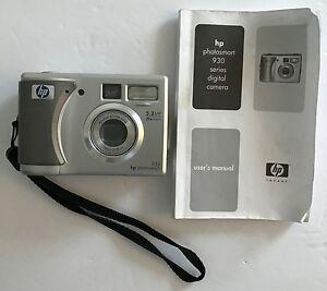 hp photosmart 935 digital camera 5 3mp 21x zoom ebay rh ebay com HP 2000 Manual HP 2000 Manual