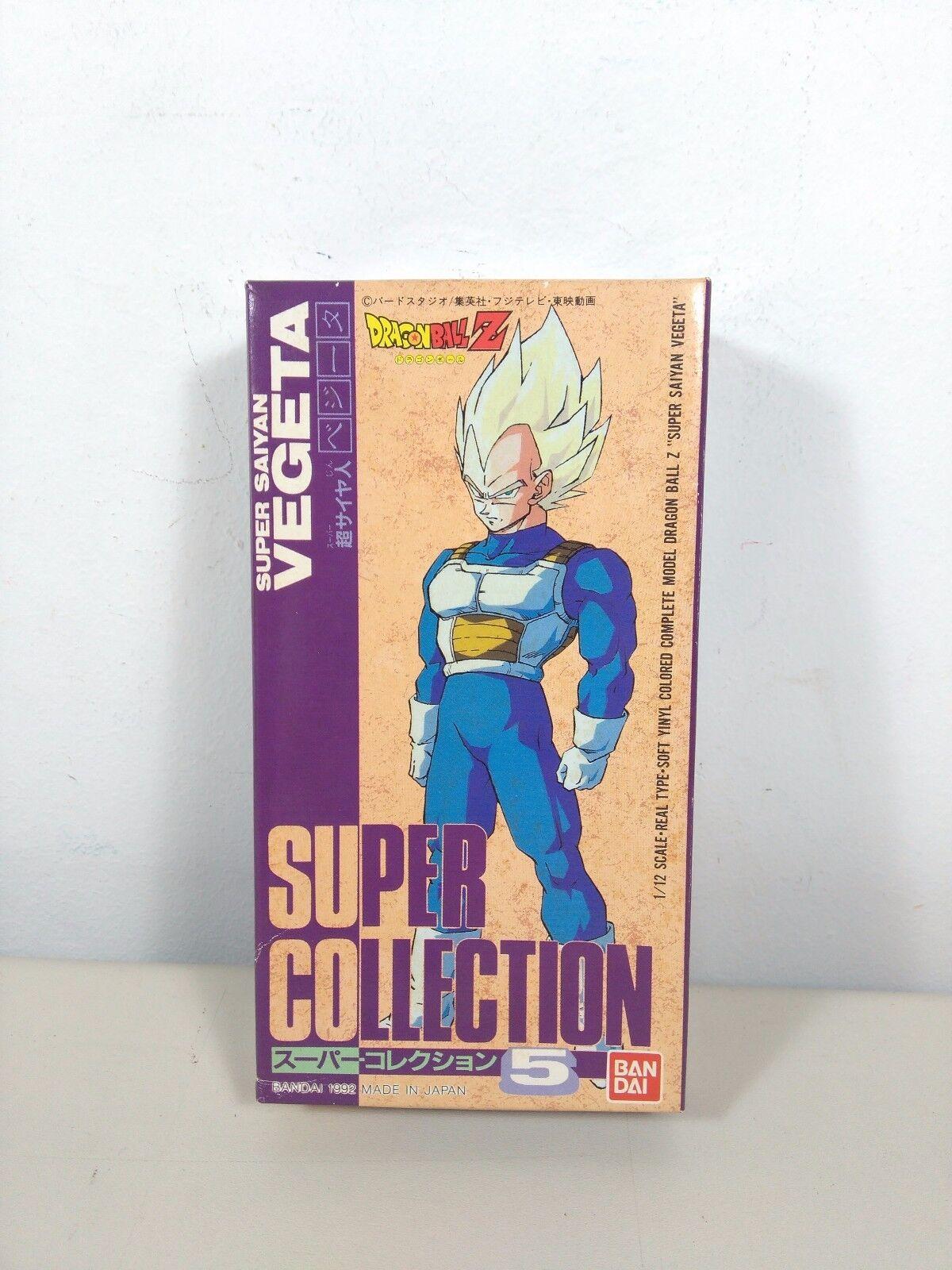 Dragon Ball Z Rare Super Collection - Vegeta Vol 5