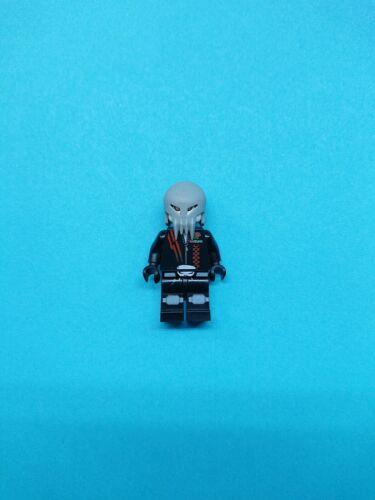 Skull Twin 5973 5980! Lego Minifigure Space Police 3 Alien