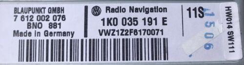 Unlock VW RCD310 510 RCD210 RNS300 RNS310 RNS315 decode Fast radio Code