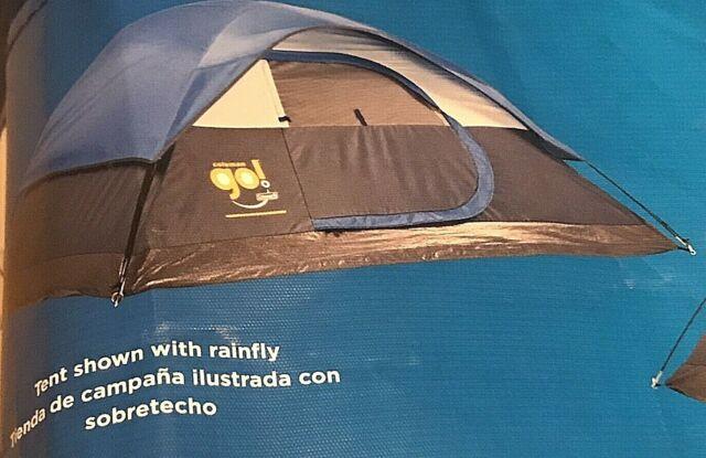 Coleman 5 x 7 Go! 2-Person Dome Tent - BRAND NEW   eBay