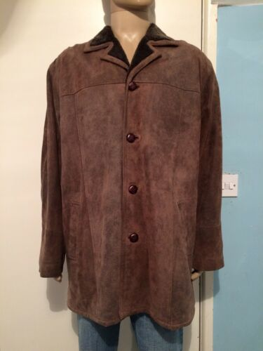 Leather 58 Malnpol Chest Coat Mens 5wBSSWTzq1