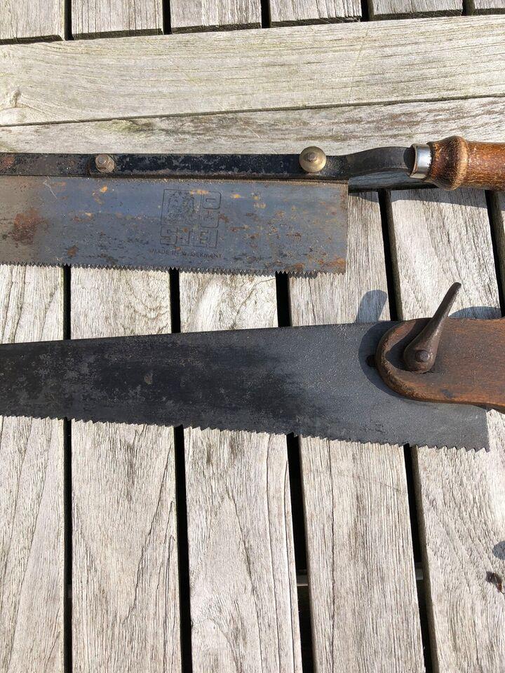Værktøj, Sav fin gammel