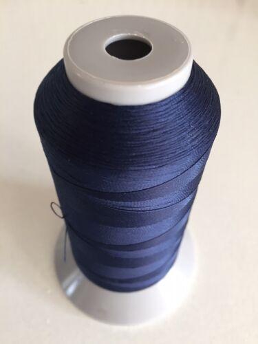 Garn 60 Polyester für Zelt Leder weiss blau schwarz beige Schlafsack textil Stof