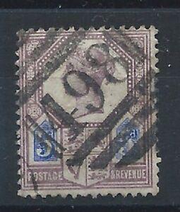 Grande-Bretagne-N-99-Obl-FU-1887-1900-Victoria