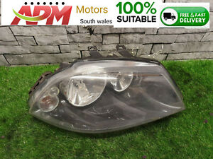 Seat-Ibiza-02-09-Front-Headlight-Offside-Right-Side-VALEO-Type-H7-H3