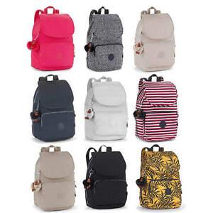 Kipling Cayenne Medium Backpack Rucksack University School College Bag Was Ci...