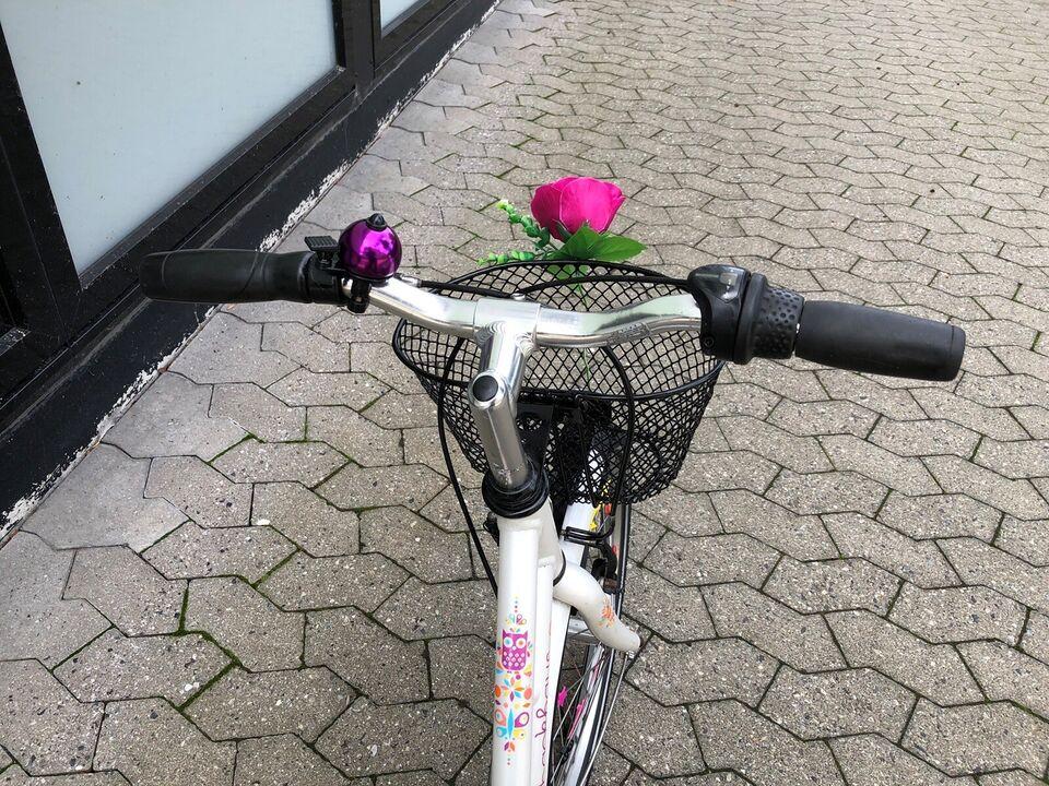 Pigecykel, citybike, andet mærke