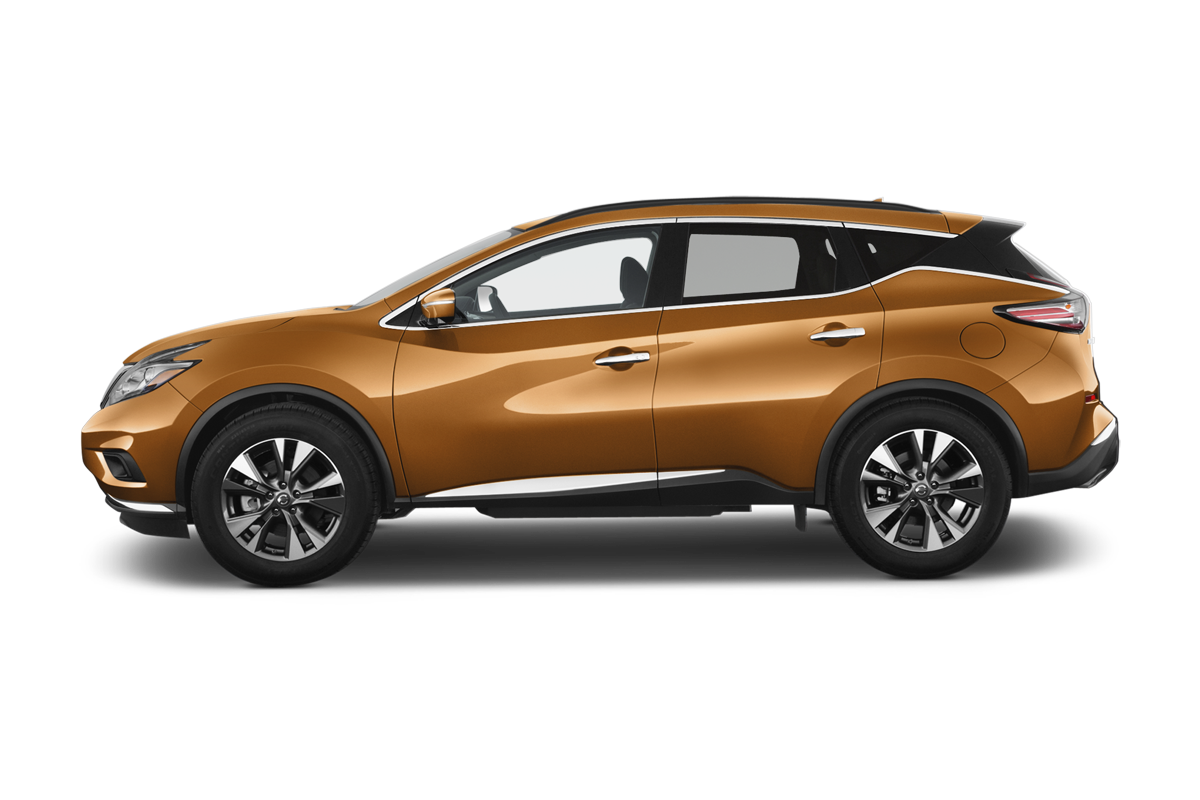 Nissan Murano side view