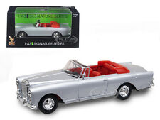 1961 BENTLEY CONTINENTAL S2 PARK WARD DHC SILVER 1/43  BY ROAD SIGNATURE 43214