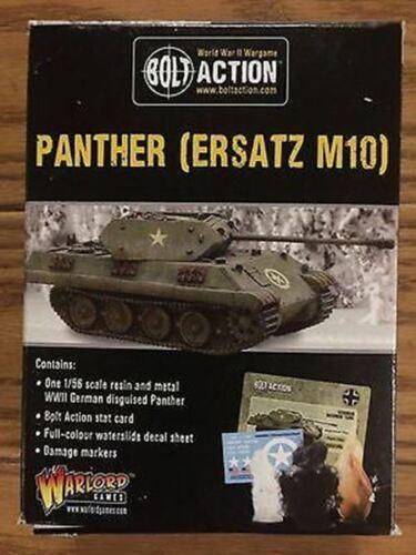 ADD/'L ITEMS SHIP FREE Ersatz M10 2nd Edition: Panther Bolt Action