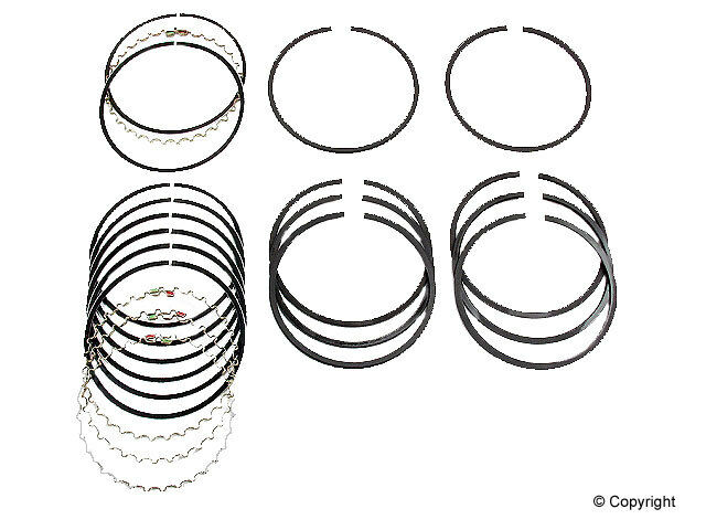 Grant Engine Piston Ring Set 021198175a