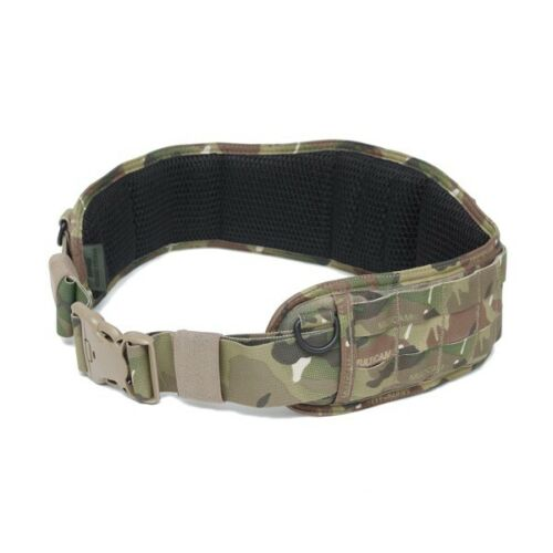 BATTLE BELT MOLLE MULTICAM ELITE OPS ENHANCED PADDED LOAD BEARING BELT PLB