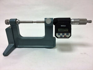 Fine Details About Mitutoyo No 121 155 Bench Micrometer 0001 Grad Tested And Working Camellatalisay Diy Chair Ideas Camellatalisaycom