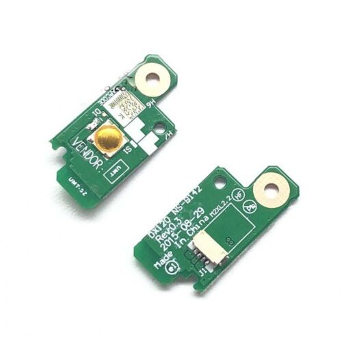 New Switch On Power Button Board For Lenovo Thinkpad X1 Carbon 5TH NS-B142