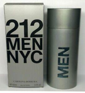 Carolina-Herrera-212-hombres-NYC-Eau-De-Toilette-Spray-3-4-Oz-100-Ml-Nuevo
