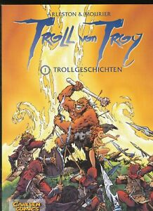Troll von Troy Band 1 Carlsen Verlag Z 1 - Au, Deutschland - Troll von Troy Band 1 Carlsen Verlag Z 1 - Au, Deutschland