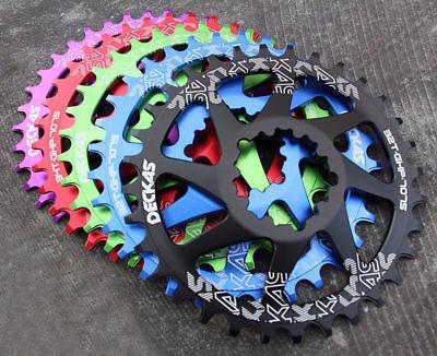 DECKAS Crankset MTB Bike 32//34T Chainring Chain Ring for SRAM GXP XX1//XO//X9