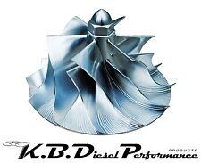 Turbo Extended Tip Billet Compressor Wheel Chevy GMC 6.6l Duramax Diesel LMM LML