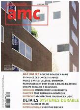 AMC n°179 GUERVILLY + AUREL ET LAURENT + MADER + FRETTON + PARIS POSTER GUIDE