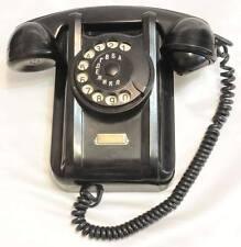 TELEFONO FISSO A PARETE 1960 CARBOLITE VINTAGE DA CCCP USSR RARE PHONE