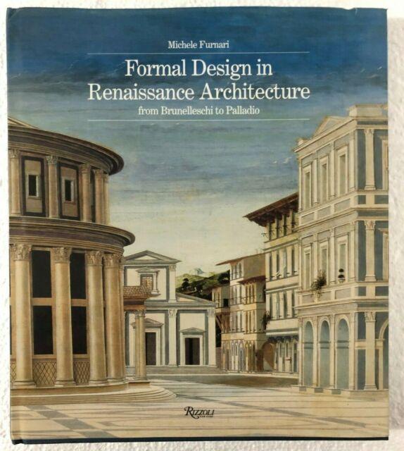 Formal Design in Renaissance Architecture / Furnari,Michele 1995 #150390