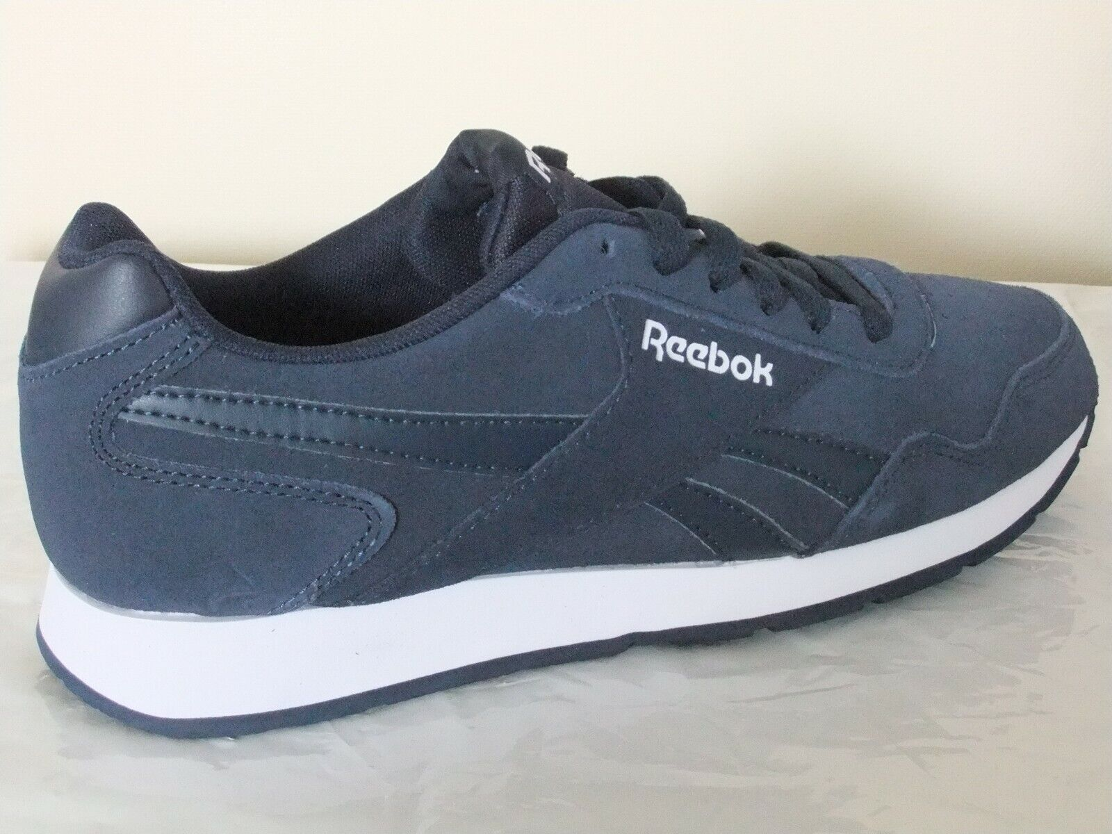 REEBOK CLASSIC WORKOUT LO CLEAN DL MENS SHOES TRAINERS UK SIZE 7-11     BS9349