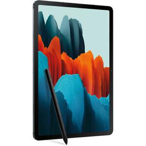 "New Samsung Galaxy Tab S7 11"" SM-T870 6GB 128GB Tablet Wi-Fi (Black) With S Pen"