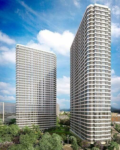 Departamento Loft nuevo de 43 m2 Be Grand Alto Polanco 1 Recamara 1 Estacionamiento
