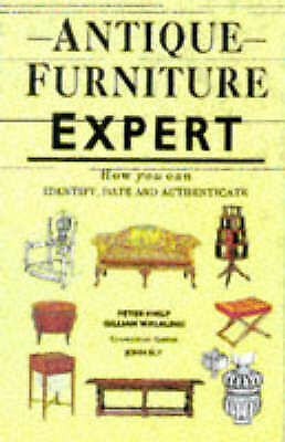 """""""AS NEW"""" Antique Furniture Expert, Gillian Walkling, Peter Philp, Book"""
