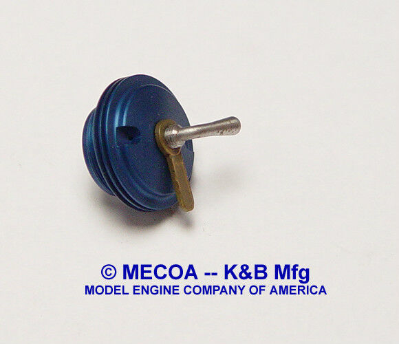 MECOA K&B  RJL RJL RJL Cox Diesel Head for .09 engine Made in USA O-ring sealed 911-109 72df06