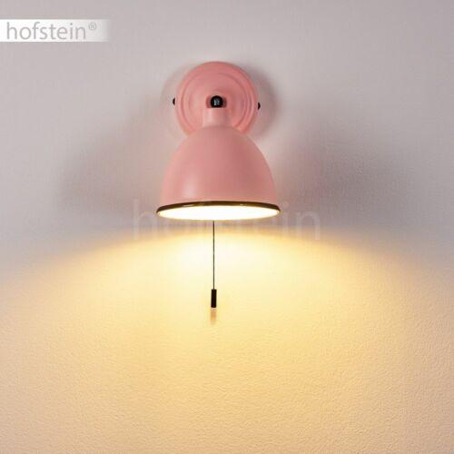 Rosa Wand Lampen Schalter Wohn Schlaf Zimmer Raum Leuchten Retro Flur Strahler