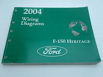 2004 Ford F-150 Heritage Wiring Diagrams manual FCS-12263 ...
