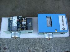 ALLEN BRADLEY SER A FS-50/ TF142-SODP20 Thermo switch LOW LIMIT DPDT 120VAC 3/4P