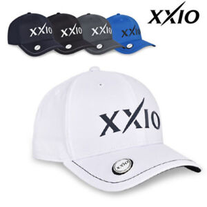 ed30bd1fdfe DUNLOP XXIO TPU Ball Marker Cap Golf Hat 5 Colors GAH-17039I Sports ...