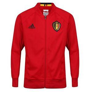 ADIDAS-Belgio-Men-039-s-Anthem-Giacca-kbvb-FOOTBALL-euro-039-s-2016-XS-XXL-Prezzo-Consigliato-65