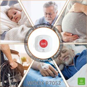 WOOX-R7052-ZIGBEE-3-0-Smart-SOS-Taster-Alarmmelder-APP-gesteuert-TUYA-ALEXA