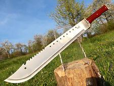 Massive gigantes dos mano machete 69 cm machette Big Bowie coltello couteau m023