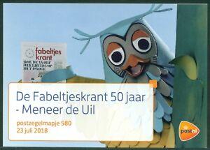 NEDERLAND-PZM-580-FABELTJESKRANT-MENEER-DE-UIL
