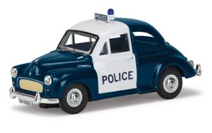 Corgi VA05809 Morris Minor 1000 The Lothians and Peebles Police Car 1 43 Scale