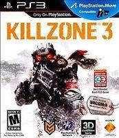 Killzone 3 (Playstation 3) PS3