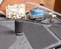 Thorens Damping Rings For Motor & Bearing Td-160, 165,145, 166 + Turntables