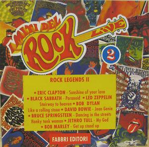 I-MITI-DEL-ROCK-n-2-BLACK-SABBATH-LED-ZEPPELIN-JETHRO-TULL-DAVID-BOWIE-cd-promo