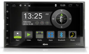 7-Zoll-7-034-Android-Auto-Radio-Navigation-DAB-Bluetooth-USB-APP-Soundprozessor