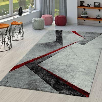 Tappeto moderno a pelo corto per soggiorno aspetto marmorizzato geometrico  | eBay
