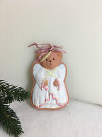 Cherished Teddies Ornament 1995 Cookie Mold Angel