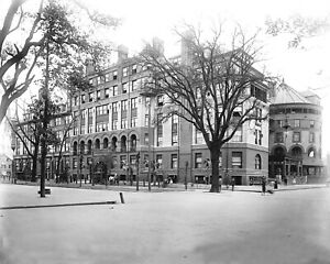 Hotel-De-Soto-Savannah-Georgia-Historical-8x10-Photo-c1900