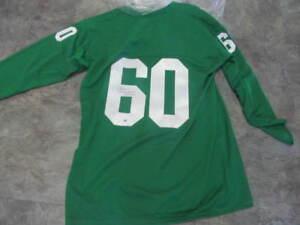 new product 2454c 5ef94 Details about Chuck Bednarik Philadelphia Eagles Signed Throwback Jersey JSA